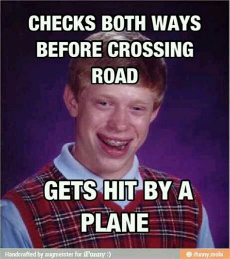 Funny Bad Luck Brian Memes - bad luck brian funny funny pinterest