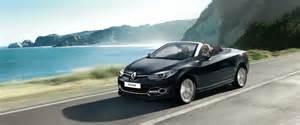 Renault Megane Convertable Megane Coupe Cabriolet Range Regents Renault
