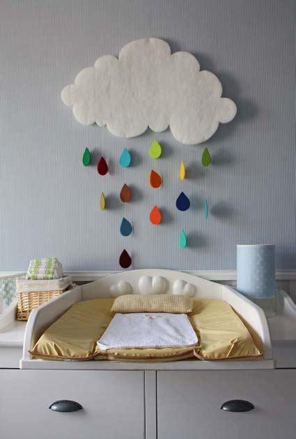 manualidades para habitacion de bebe habitacion beb 233 decoracion estilopeques
