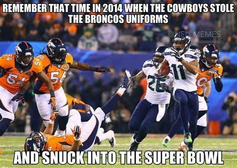 Broncos Super Bowl Memes - broncos cowboys nfl nfl funnies other stuff pinterest