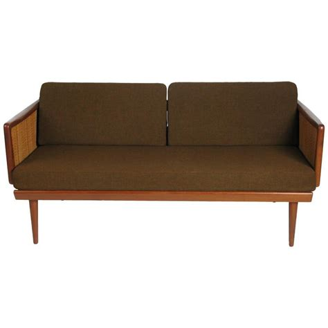 convertible daybed couch peter hvidt convertible sofa daybed in stunning original