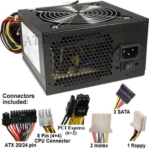 Power Supply 550 Watt 550 watt i3 i5 i7 power supply atx 550