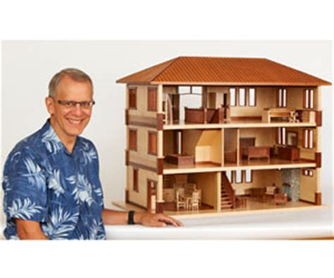 wooden dollhouse plans  woodworking
