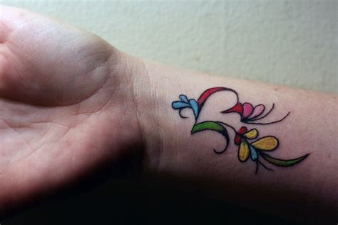 cr tattoos design small wrist tattoos for women
