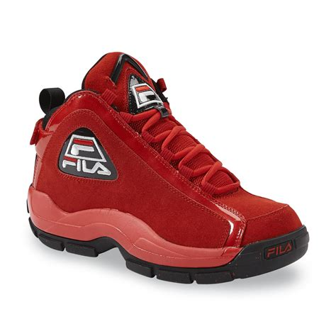 basketball shoes fila fila s 96 basketball shoe black