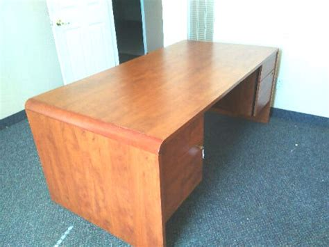 executive desk 72 x 36 kitchener waterloo used office