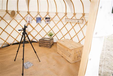 booth design totnes copy of photo booth yurts for life