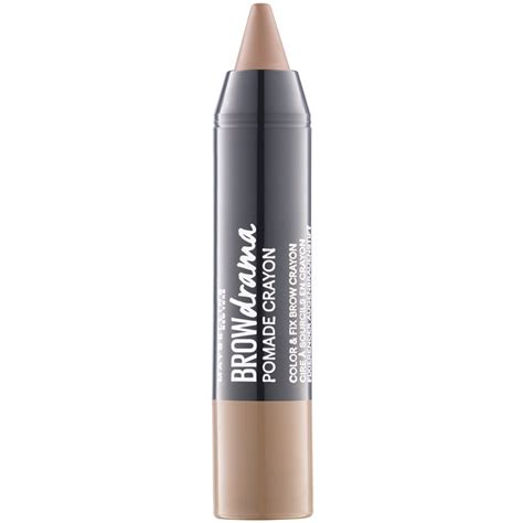 Pomade Maybelline maybelline brow drama augenbrauen pomade notino de
