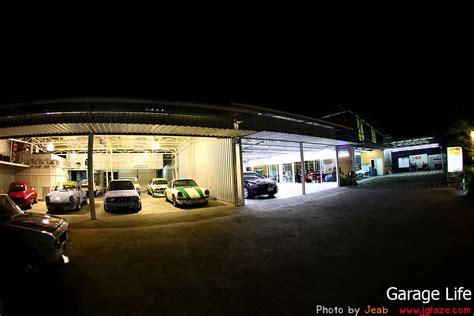 Bangkok Garage by Garage Jglaze
