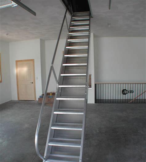Garage Attic Stairs garage attic ladder newsonair org