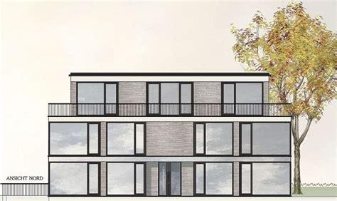 Darstellung Fenster Ansicht by Mehrfamilienhaus Roxel 10 We Mit Tiefgarage Bockhaus