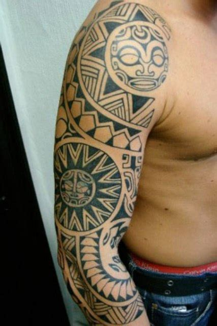 men popular arm tattoo designs
