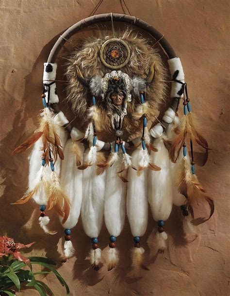 Native American Indian Home Decor Native American Dreamcatcher Wall Art Decor