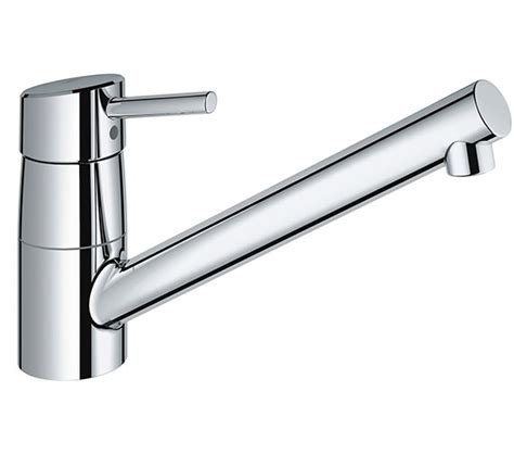 Grohe Kitchen Sink Grohe Concetto Kitchen Sink Mixer Tap Chrome 32659001