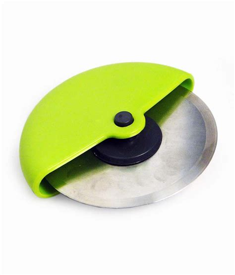 Best Kitchen Knives To Buy Ganesh Original Pizza Cutter Buy Online At Best Price In