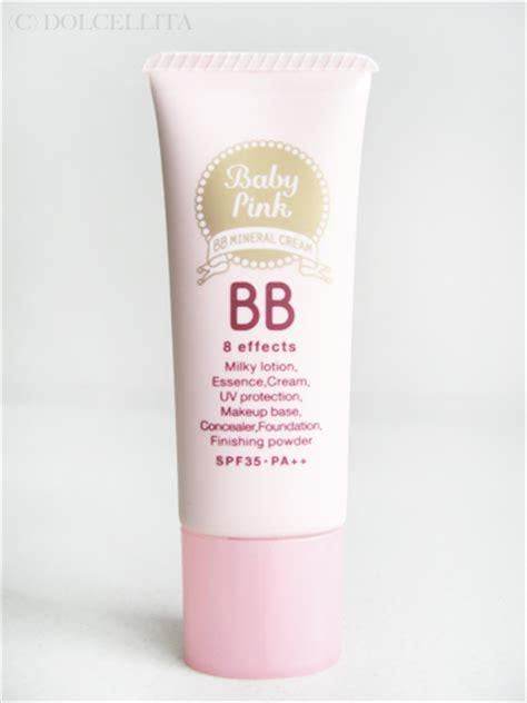 Baby Pink Bb Ari S In Baby Pink Bb Mineral