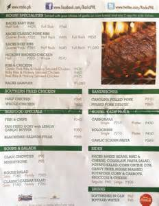 Racks Restaurant Menu Prices Philippines by Disappointed At Racks Consumer Daily