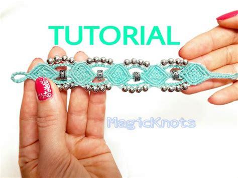Macrame Ring Tutorial - meer dan 1000 idee 235 n micro macrame tutorial op
