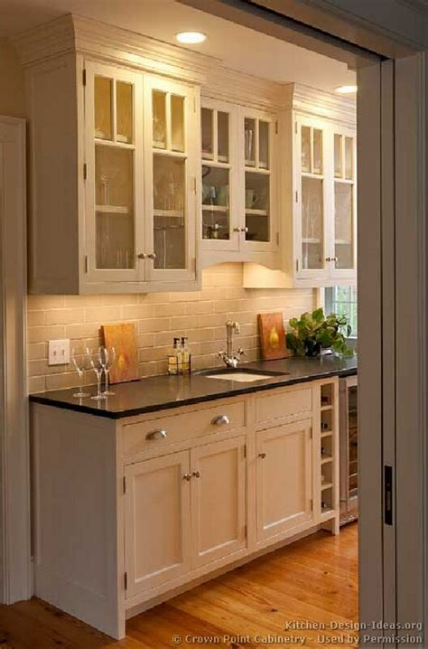 Kitchen Cabinets Gallery Of Pictures Pictures Of Kitchens Traditional White Kitchen Cabinets Kitchen 128