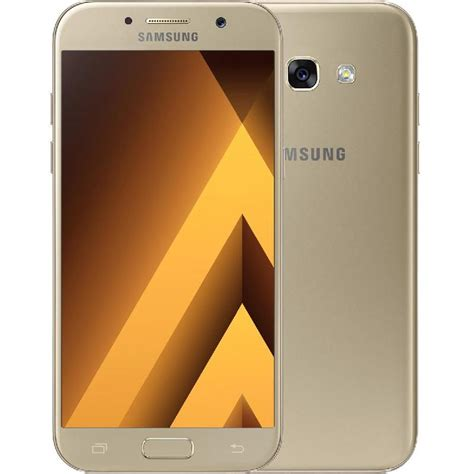 Samsung A7 Gold samsung galaxy a7 2017 32 gb gold 4g lte