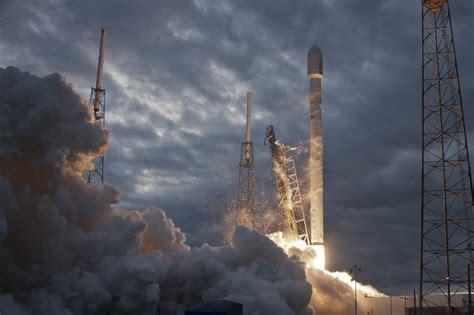 spacexs  attempt  launch  falcon  rocket