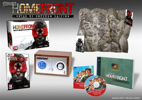 the new voice of liberty the voice of liberty pc homefront voice of freedom edition german exclusive