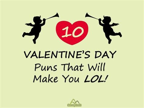 valentines day puns 10 s day puns that will make you lol