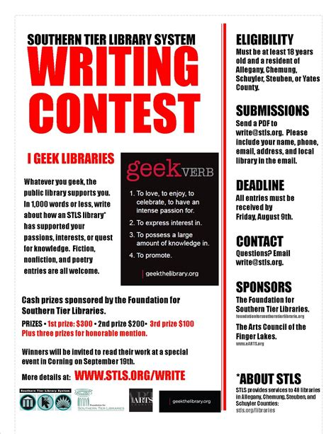 Writing Contests Win Money - essay contest cash prize 2013