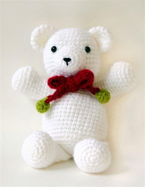 Pattern Crochet Teddy Bear | 17 inspiring ideas to crochet a teddy bear pattern
