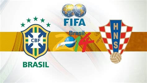 fifa world cup 2014 brazil vs croatia