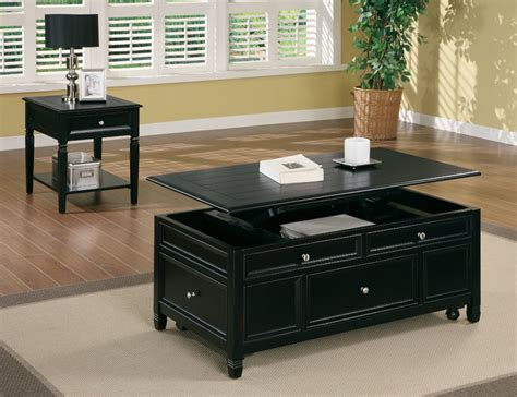 black lift coffee table lift coffee table small tables
