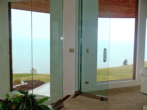 Glass Swing Doors Glass Swing Doors Aluminum Frame Glass Swing Door China