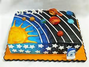 Solar system cake cake by larisse espinueva cakesdecor