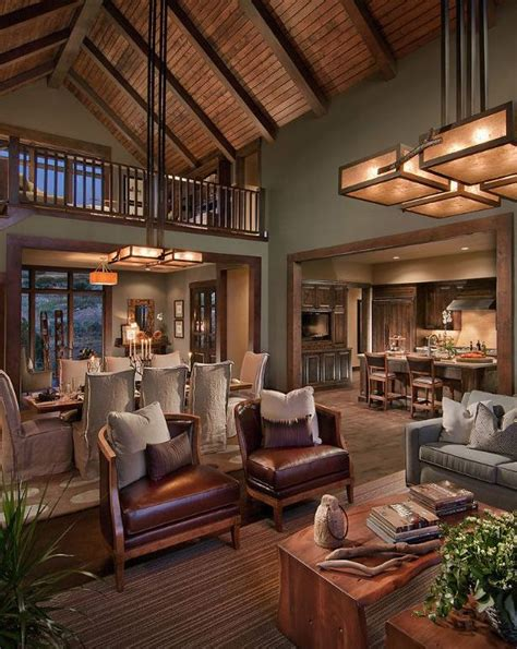 modern rustic home design ideas 25 rustic living room design ideas for your home