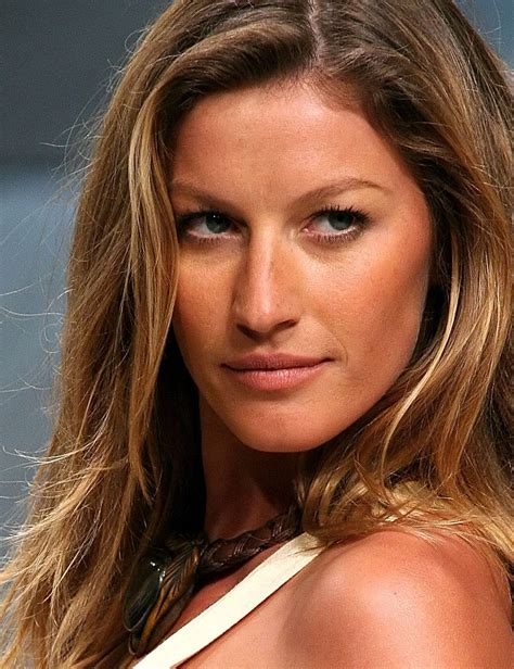 Is Gisele Bundchen by Gisele B 252 Ndchen