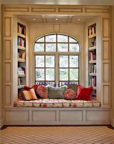 the sweet bookshelf reading nooks
