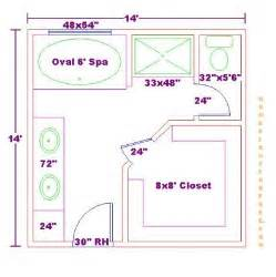 master bath floor plans with walk in closet free bathroom plan design ideas free bathroom floor plans free 14x14 master bathroom floor