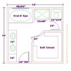 Plan design ideas free bathroom floor plans free 14x14 master