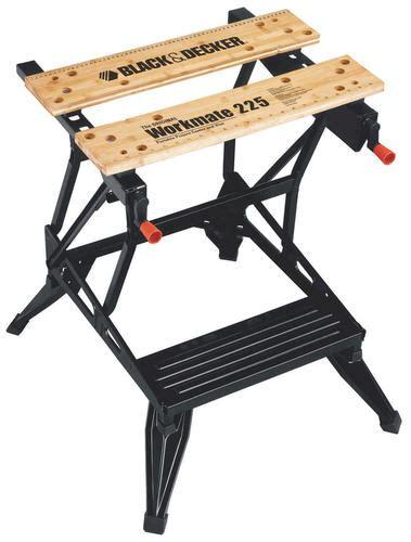 menards work bench black decker workmate 174 225 portable project center vise