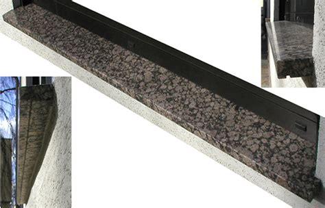 aussenfensterbank granit navigationen naturstein produkte naturstein