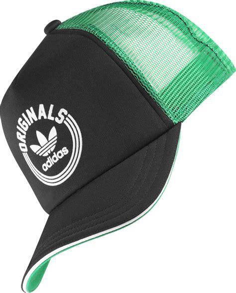 Trucker Cap adidas trucker cap black green