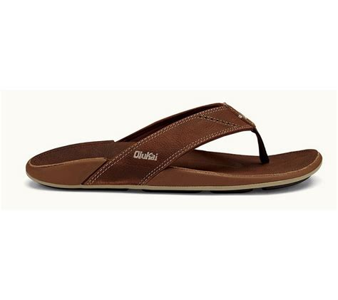 olukai mens sandals olukai nui s sandal rum rum tackledirect
