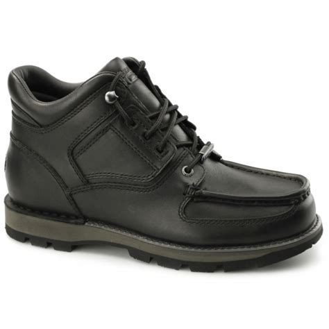 rockport s boots uk rockport umbwe trail wp mens leather trail boots black