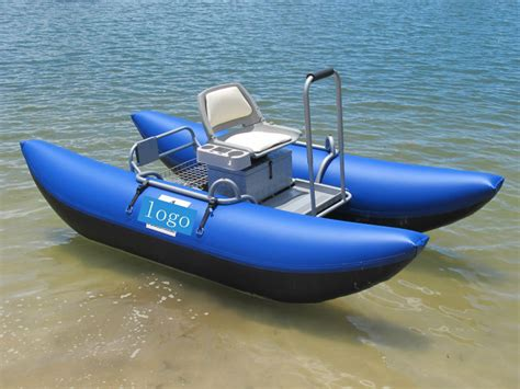 fishing from inflatable pontoon boat 2015 brand new 2 7m fly inflatable river float tube