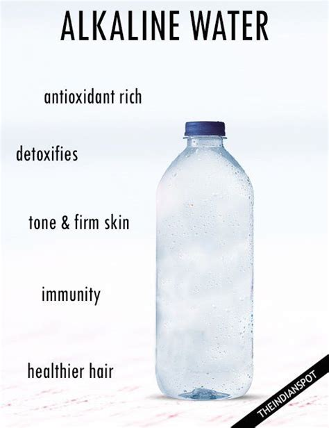 Alkaline Water For Detox by Best 25 Alkaline Water Benefits Ideas On
