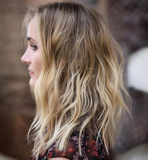 clavicle length ombre hair 40 styles with medium blonde hair for major inspiration