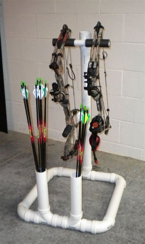 archery bow stand plans 8 ridiculously useful pvc projects you can do this