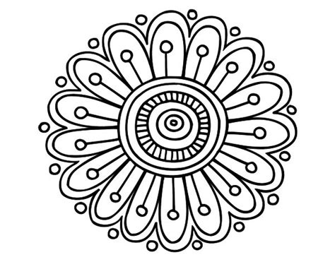 imagenes de mandalas con venecitas las 25 mejores ideas sobre dibujo con lineas en pinterest