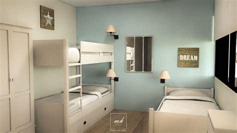 Decoration Appartement Bord De Mer by Agrandir Un Appartement Au Touquet Mh Deco