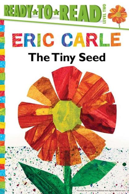The Tiny Seeds the tiny seed by eric carle hardcover barnes noble 174